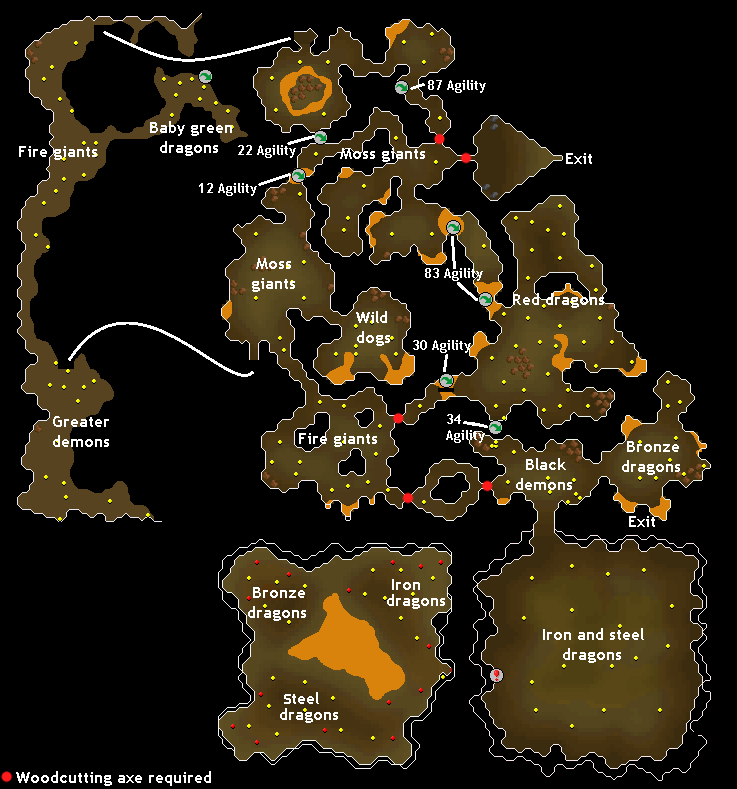 osrs black dragon slayer guide