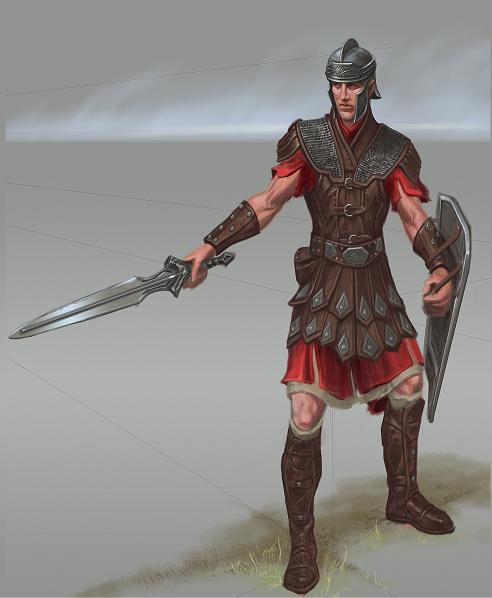 Imperial Legion Soldier (Skyrim) - The Elder Scrolls Wiki