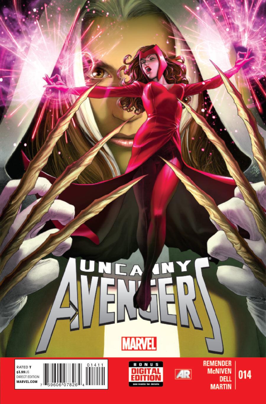 Uncanny Avengers Vol 1 14Uncanny Avengers 14