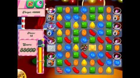 67 views Candy Crush Saga: Level 265 (No Boosters 3★) iPad 4