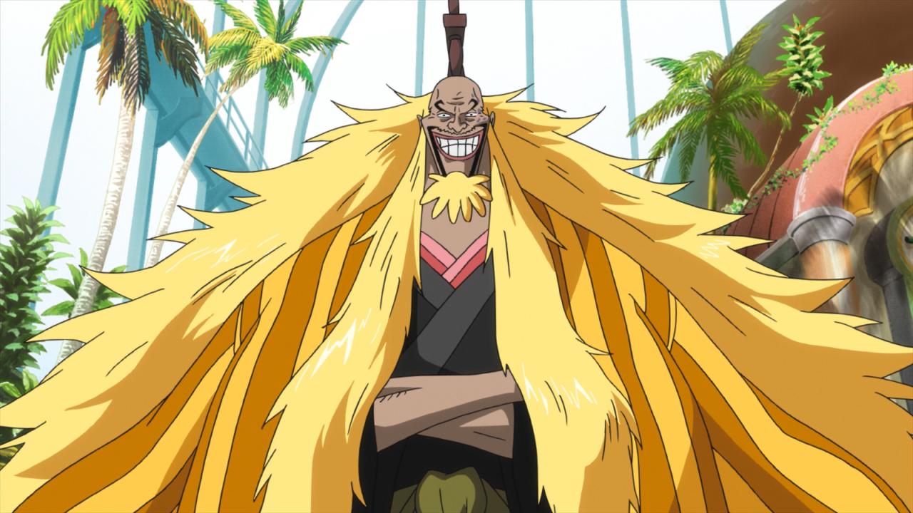 Shiki One Piece