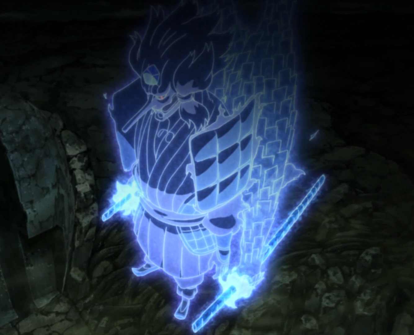 Image Gallery of Sasuke Susanoo Final Form With Legs