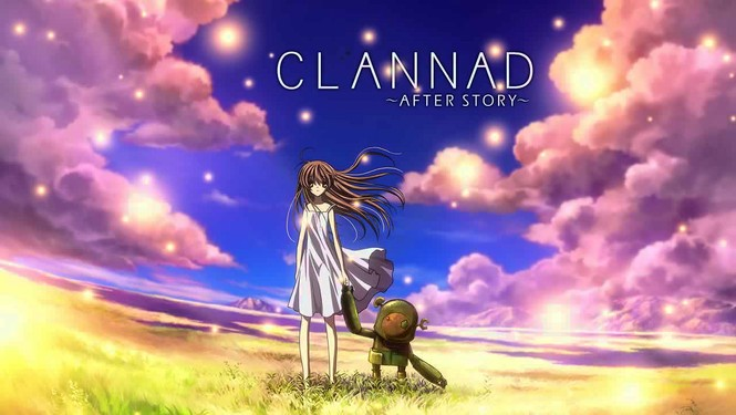 ~CLANNAD~  Clannad-After-Story