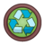 Recycle Pin