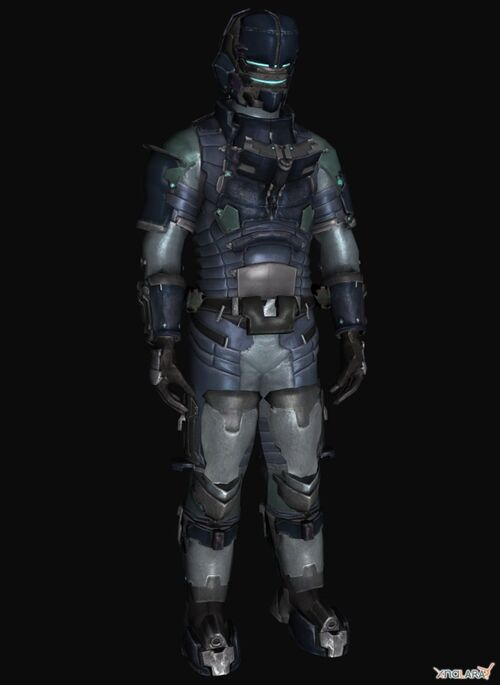 Security Suit - The Dead Space Wiki - Dead Space, Dead ...