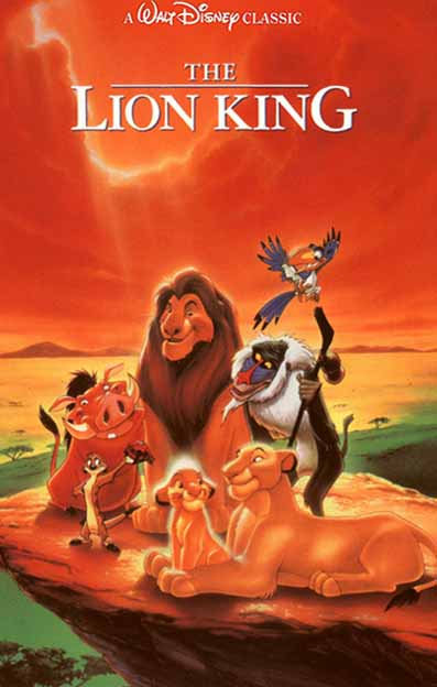 opening to the lion king 1995 vhs  fake version  at scratchpad  the home of unlimited fan