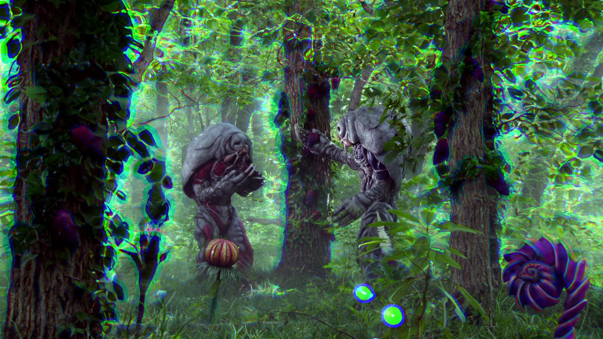 The secret of helheim forest