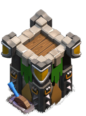 Archer Tower - Clash Of Clans Indonesia