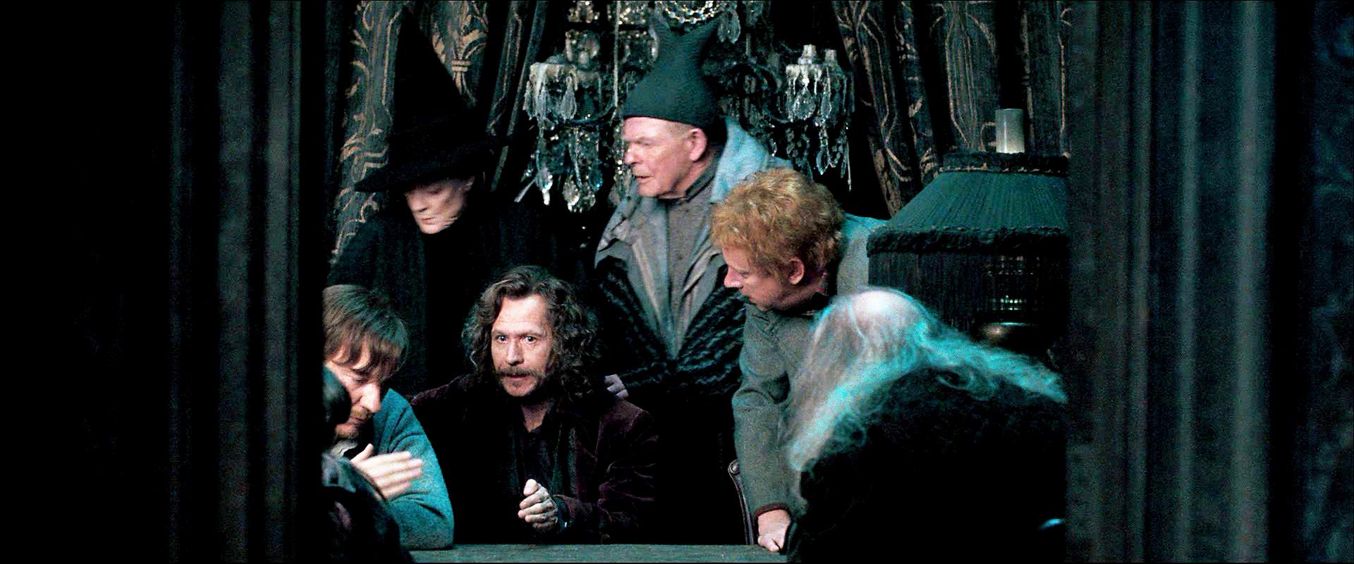 Grimmauld Place Floor Plan Minerva Mcgonagall Harry Potter Wiki