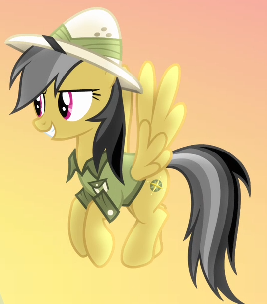 Daring Do - My Little Pony Friendship is Magic Wiki