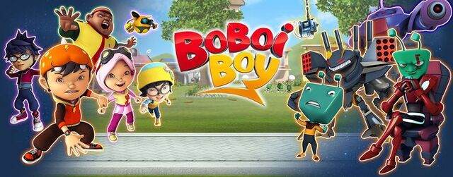 Thread: BoBoiBoy Season 3 [Ongoing]