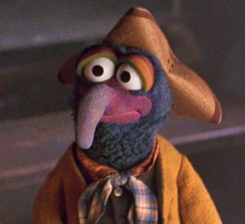 Muppets Gonzo Gonzo's Alternate Iden...