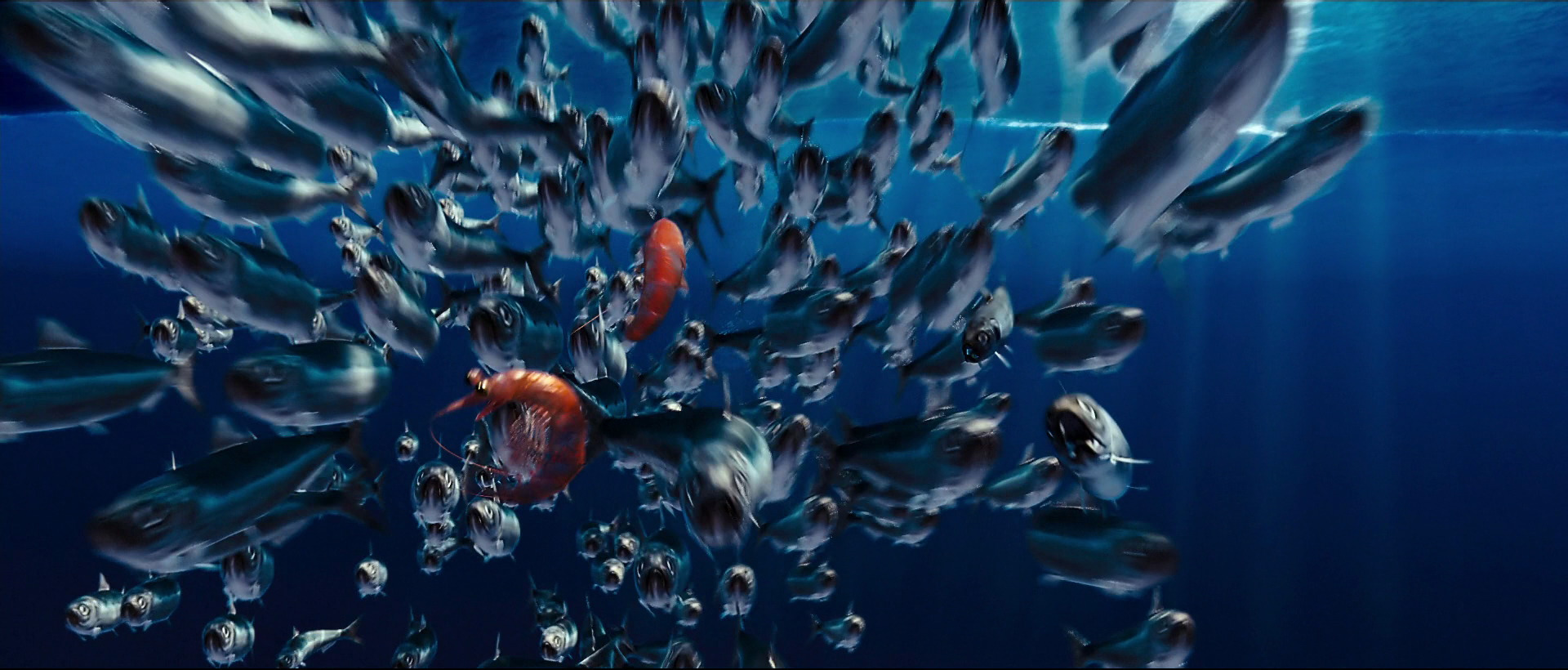 Fish happy feet wiki the movie based happy feet for Happy fish swimming