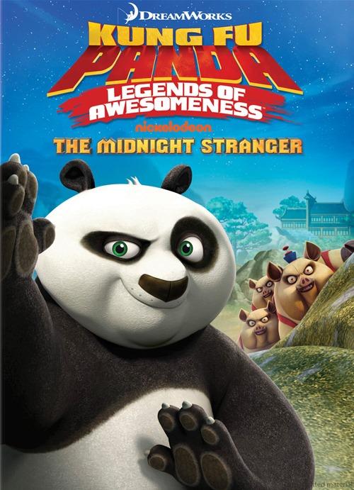 Kung Fu Panda 2 Dvd Cover Kung Fu Panda: Legends...