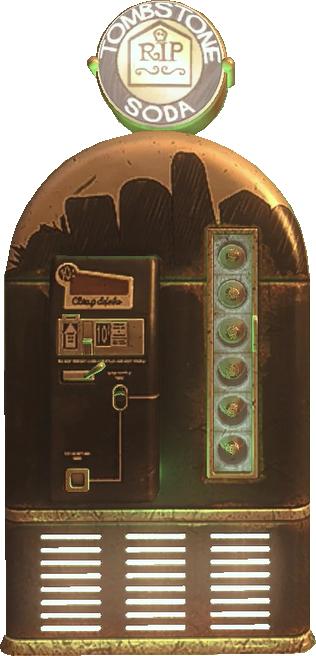 machine tombstone