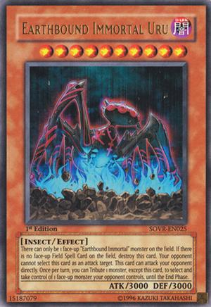 Earthbound immortal uru