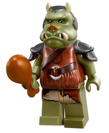 Gamorrean guard brickipedia the lego wiki - Star wars gamorrean guard ...
