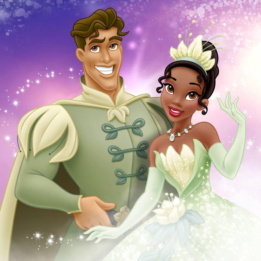 Image - Naveen and Tiana.jpg - Disney Wiki