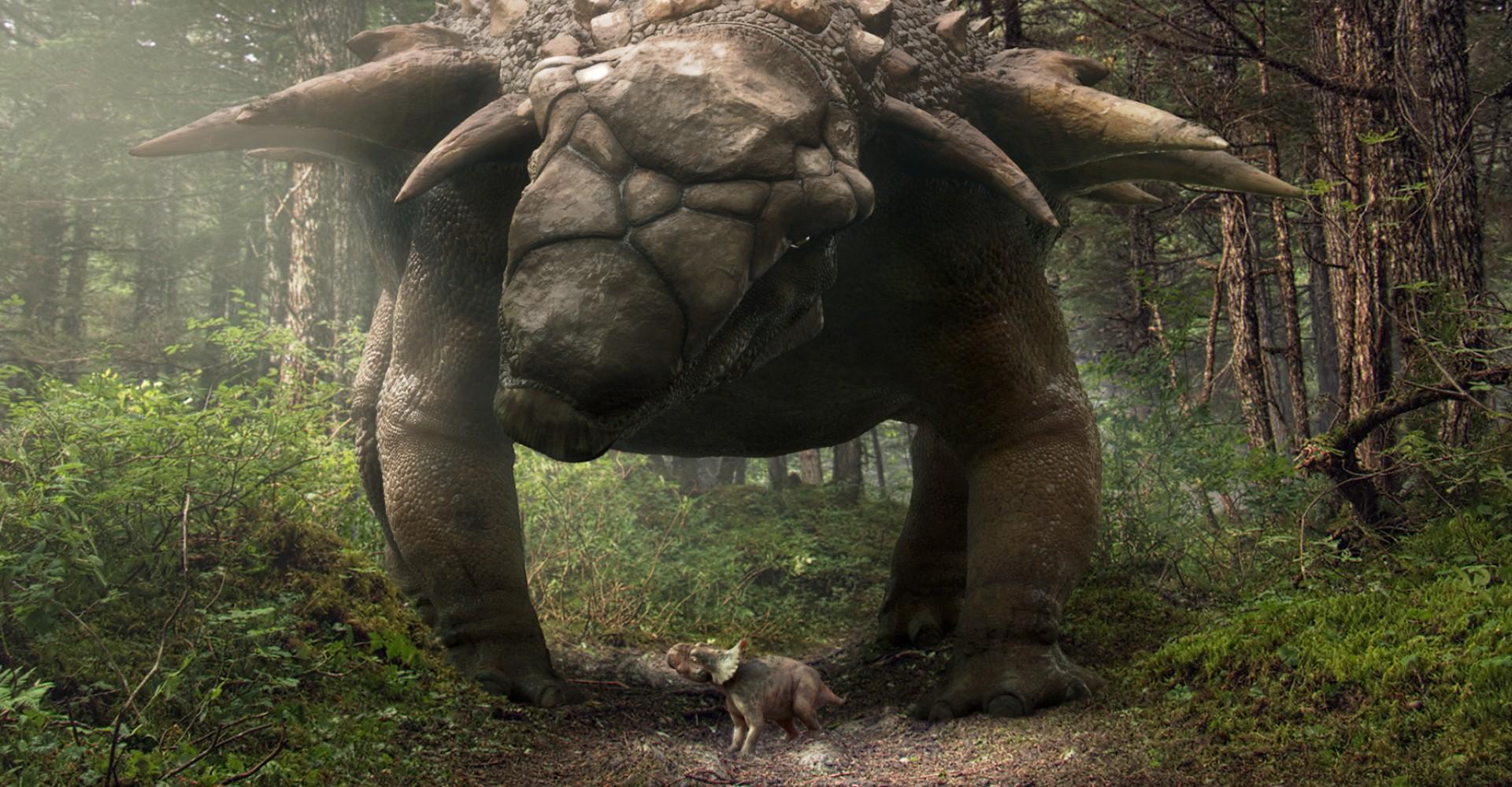 Edmontonia walking with dinosaurs wiki