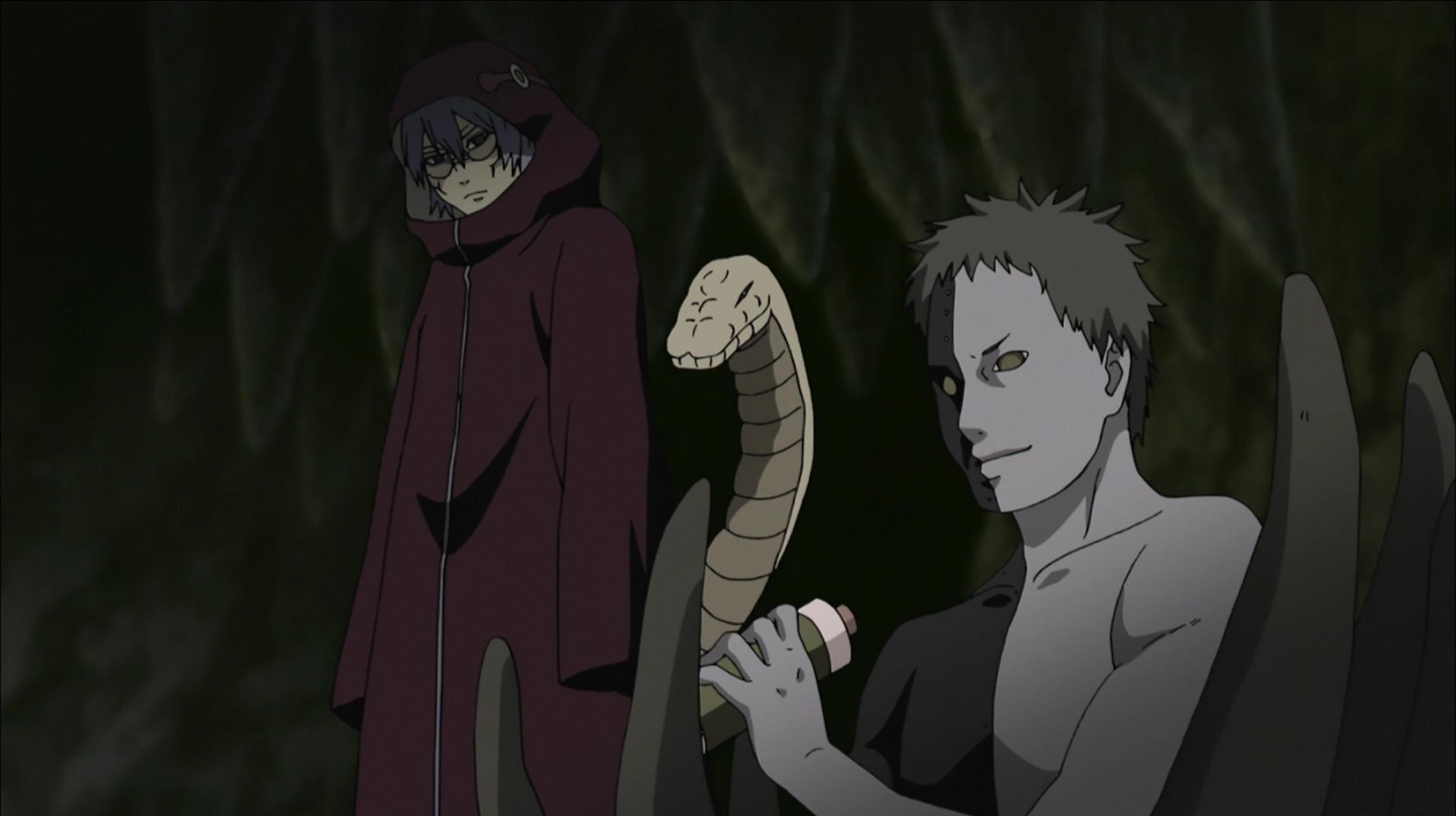 Naruto History And Descriptions: Zetsu