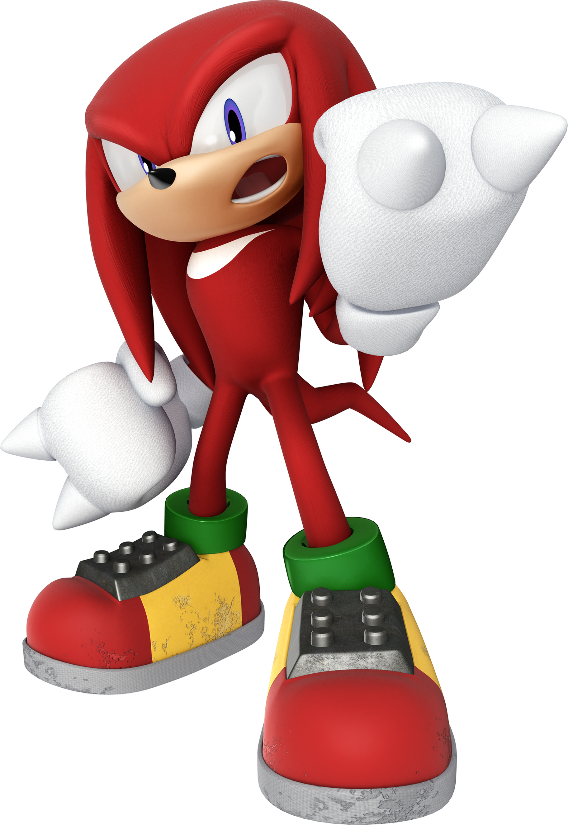 Sonic Y Knuckles