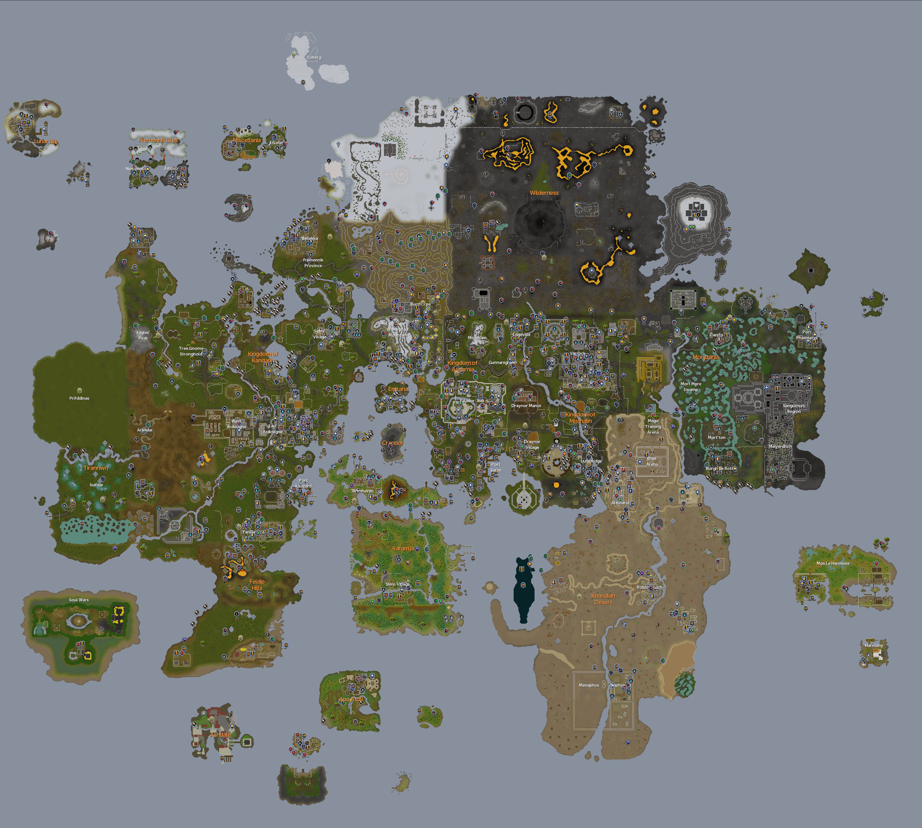 For the raw map image see runescape worldmap png