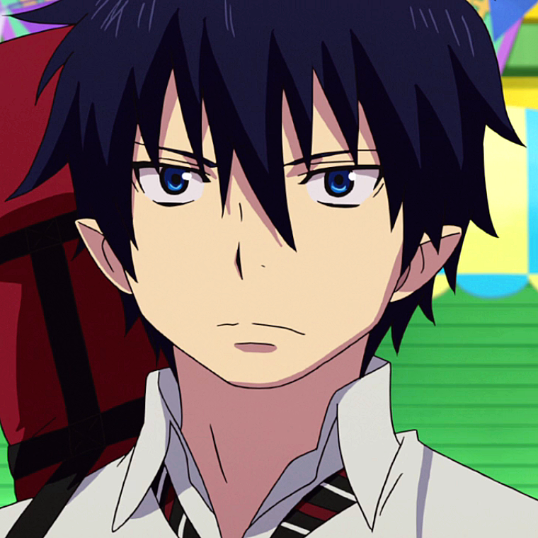 blue exorcist rin okumura - photo #34