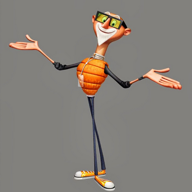 Chester V - Villains Wiki - villains, bad guys, comic ... Cloudy With A Chance Of Meatballs 2 Characters Names