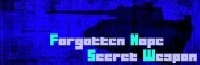 Forgotten Hope Secret Weapon Wiki