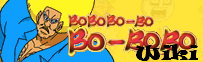 The Bobobo-bo Bo-bobo Wiki