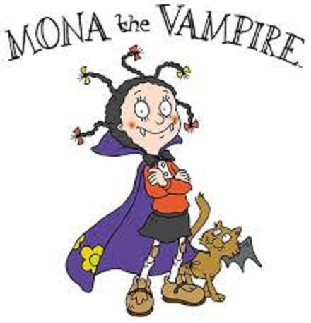 Mona the Vampire - Social Anxiety Forum Mona The Vampire
