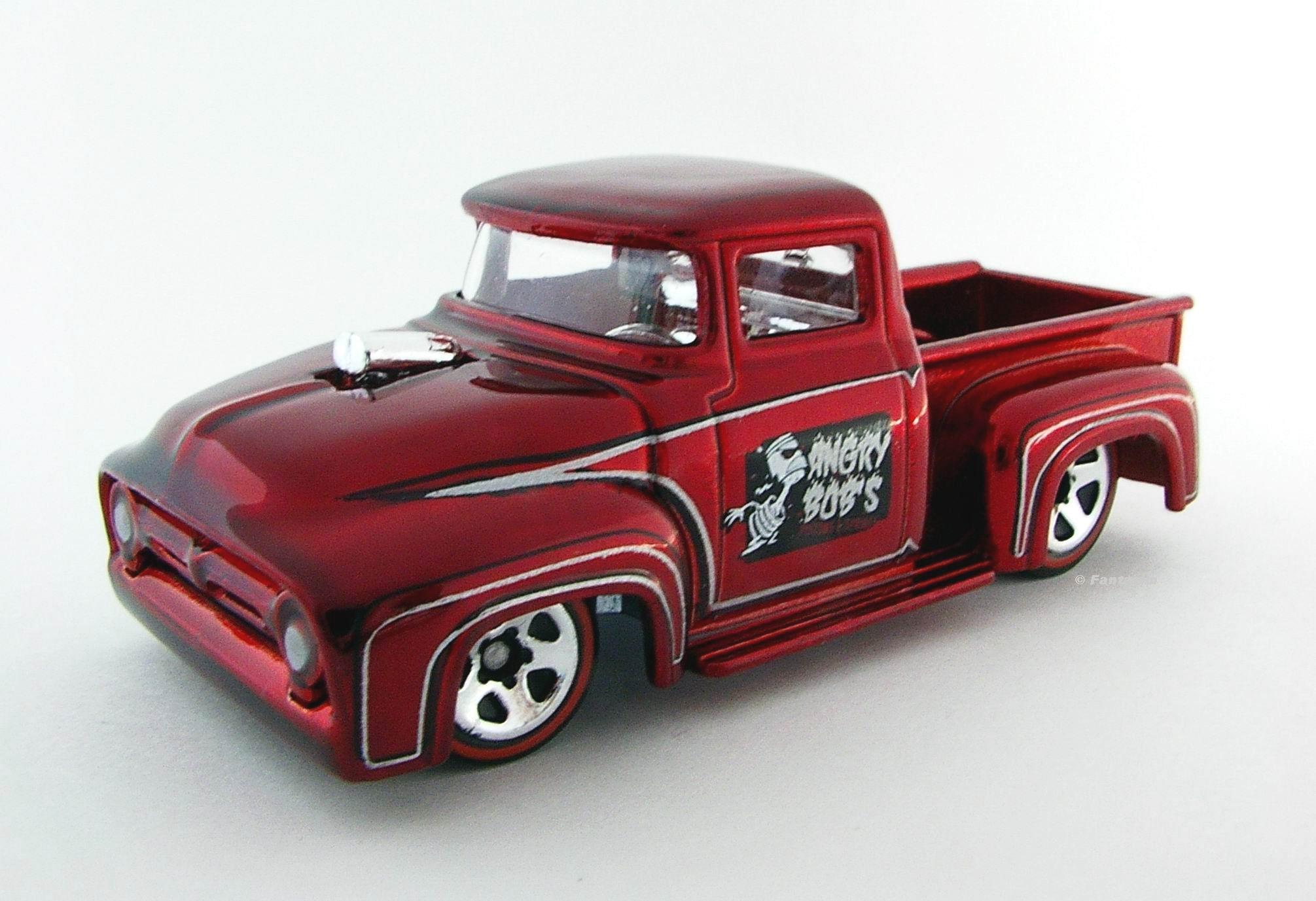 Custom '56 Ford Truck - Hot Wheels Wiki