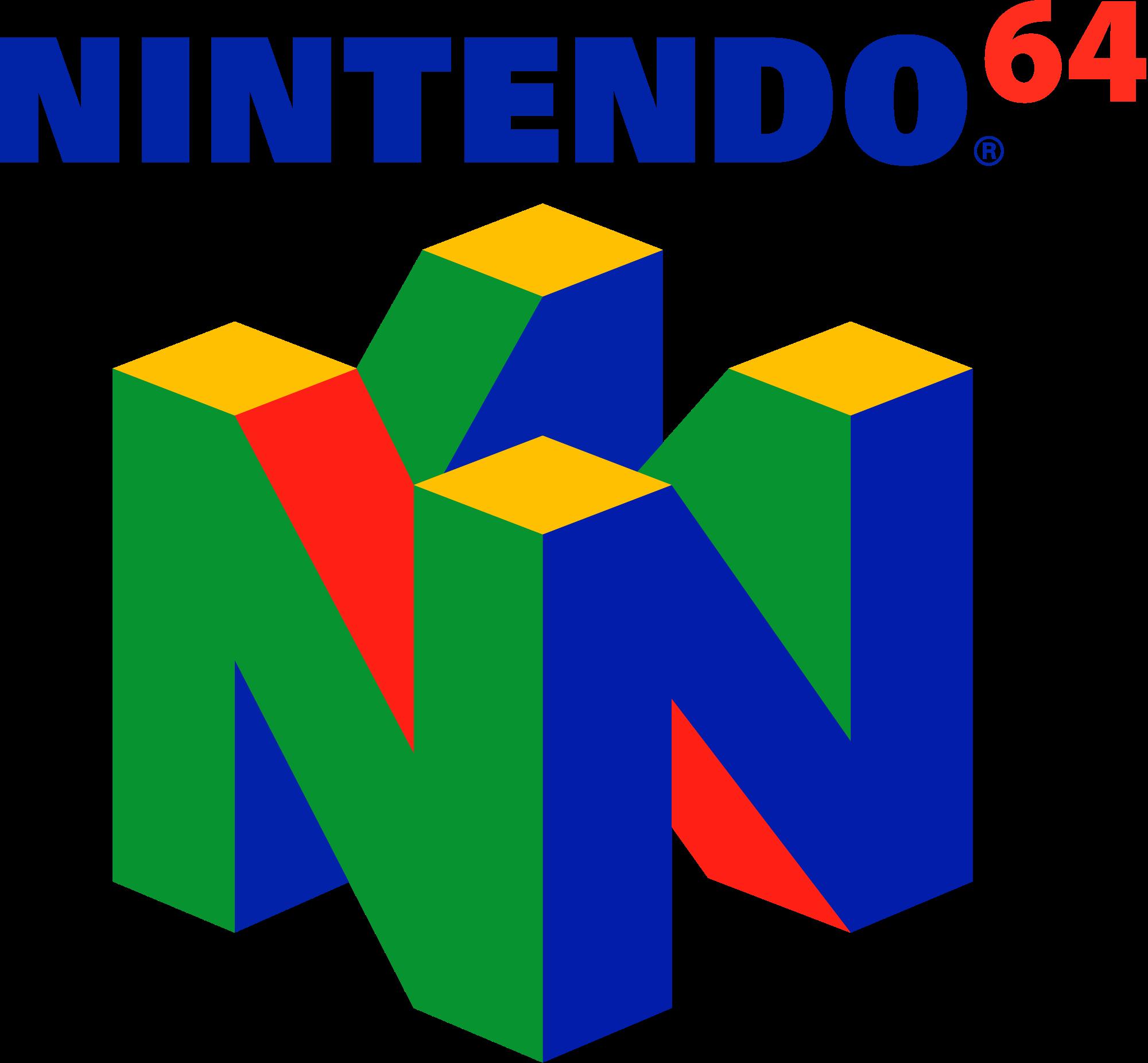 Nintendo 64 Nintendo Logo Nintendo 64 Nintendo 64 Games