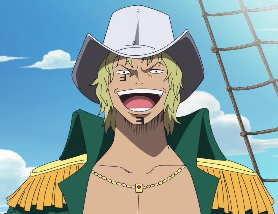 Yorki - The One Piece Wiki - Manga, Anime, Pirates ...