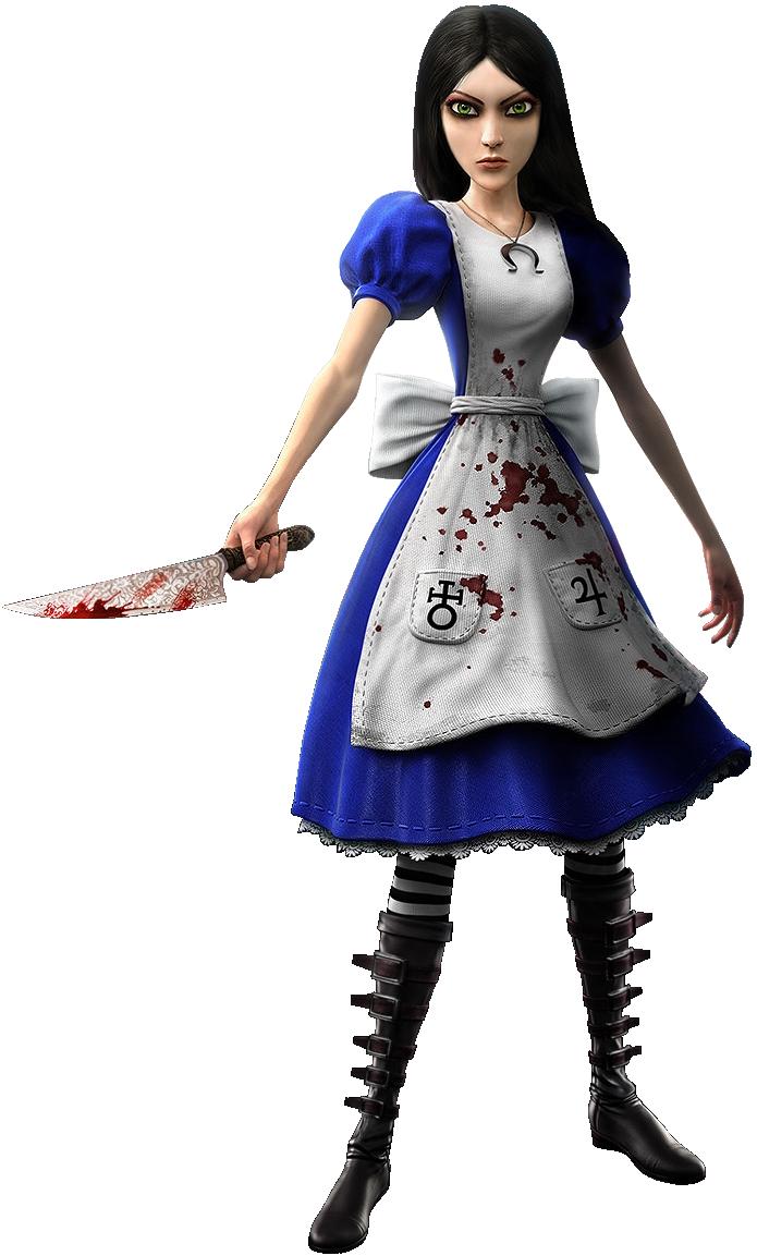 Alice Liddell - Horror Fanon Wiki