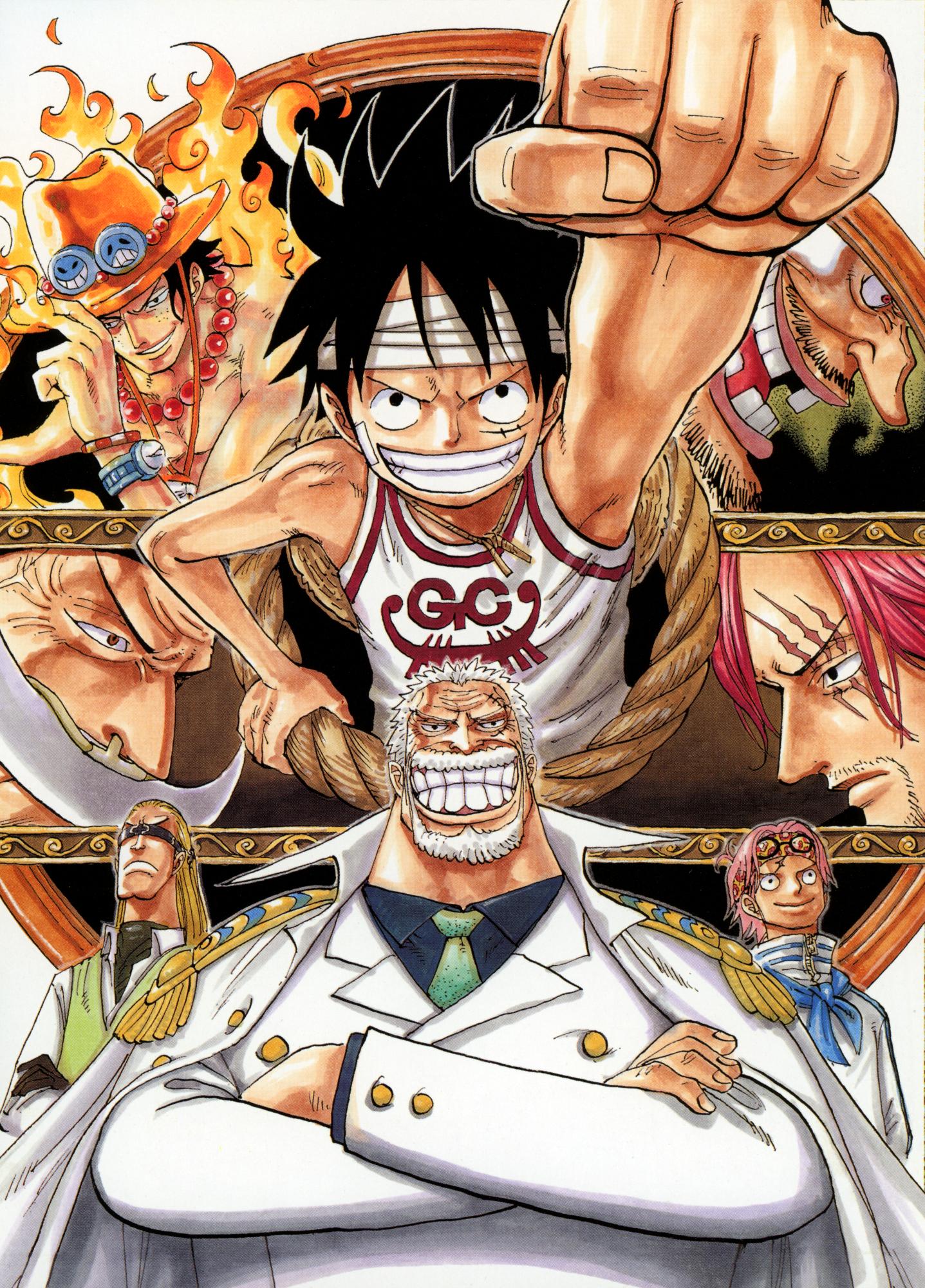 Post-Enies Lobby Arc - The One Piece Wiki - Manga, Anime ...