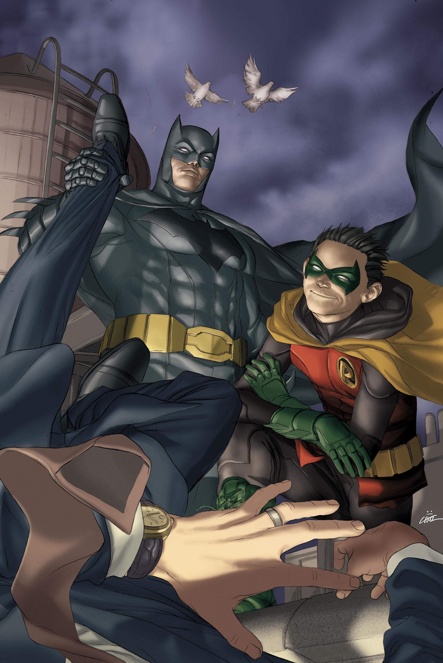 Batman and Robin Annual Vol 2 1 - DC Comics Database