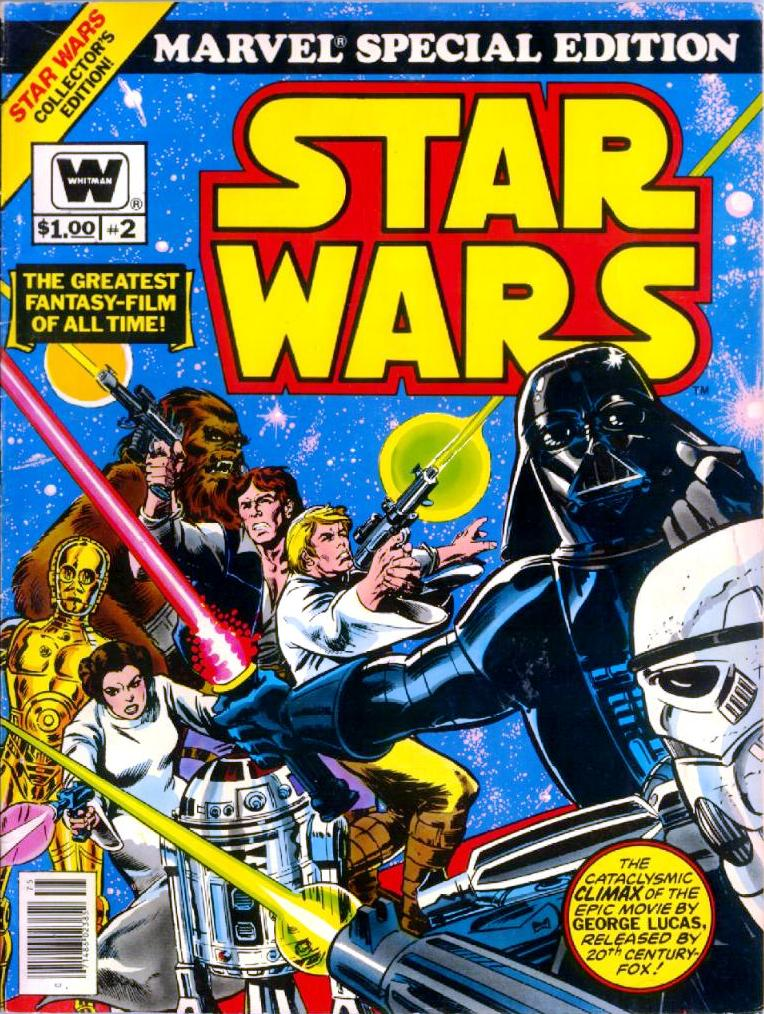 Marvel Star Wars 2