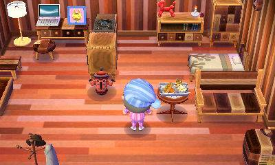 Modern Wood Series - Animal Crossing Wiki on Ironwood Furniture Animal Crossing  id=57474
