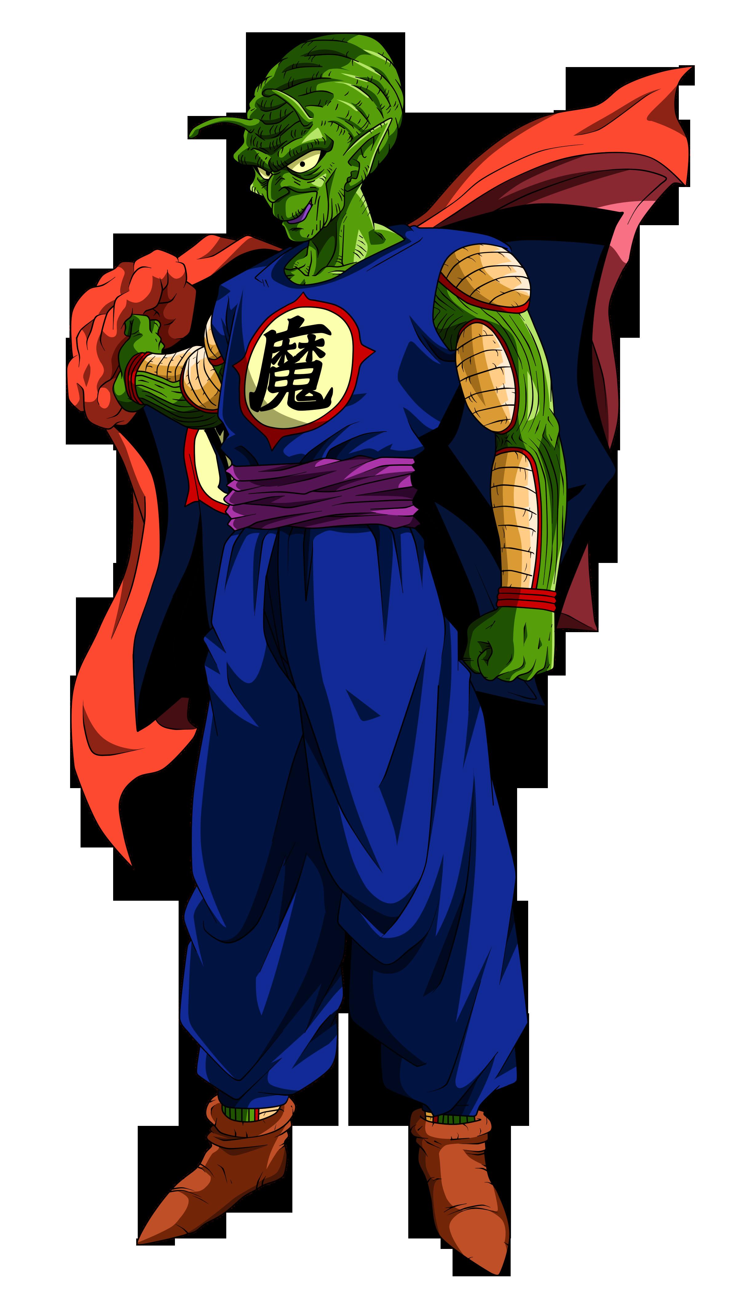 King Piccolo - Villains Wiki - villains, bad guys, comic ...