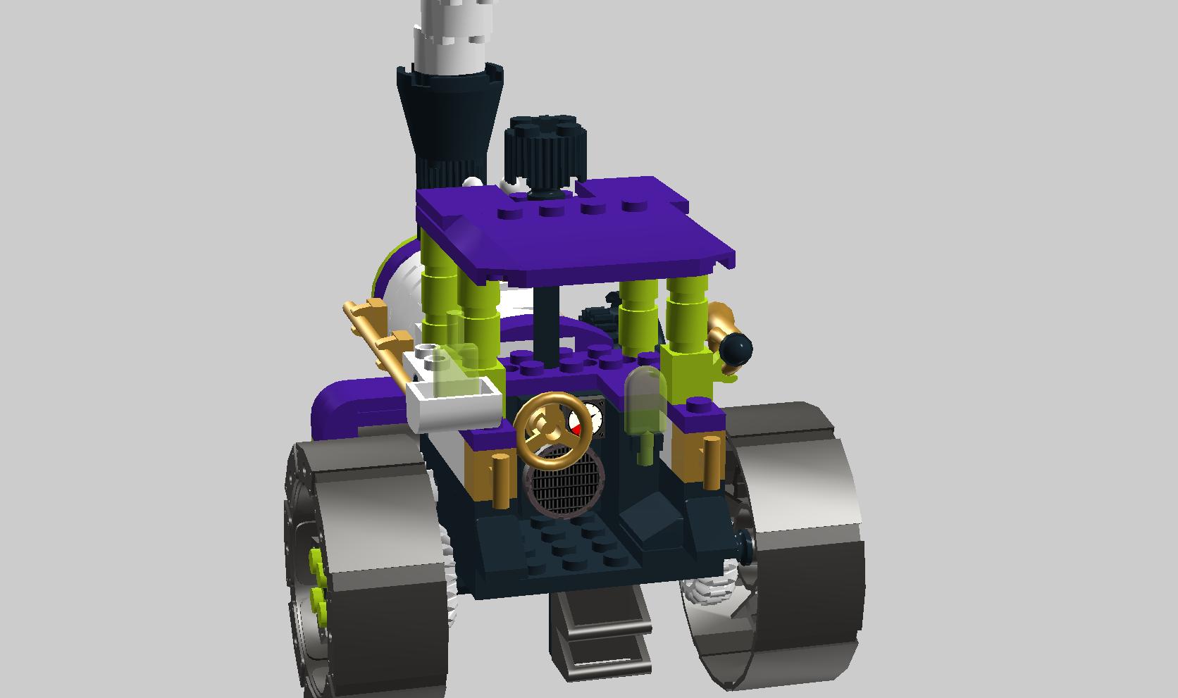 Image - Jokersteamroller5.png - Brickipedia, the LEGO Wiki