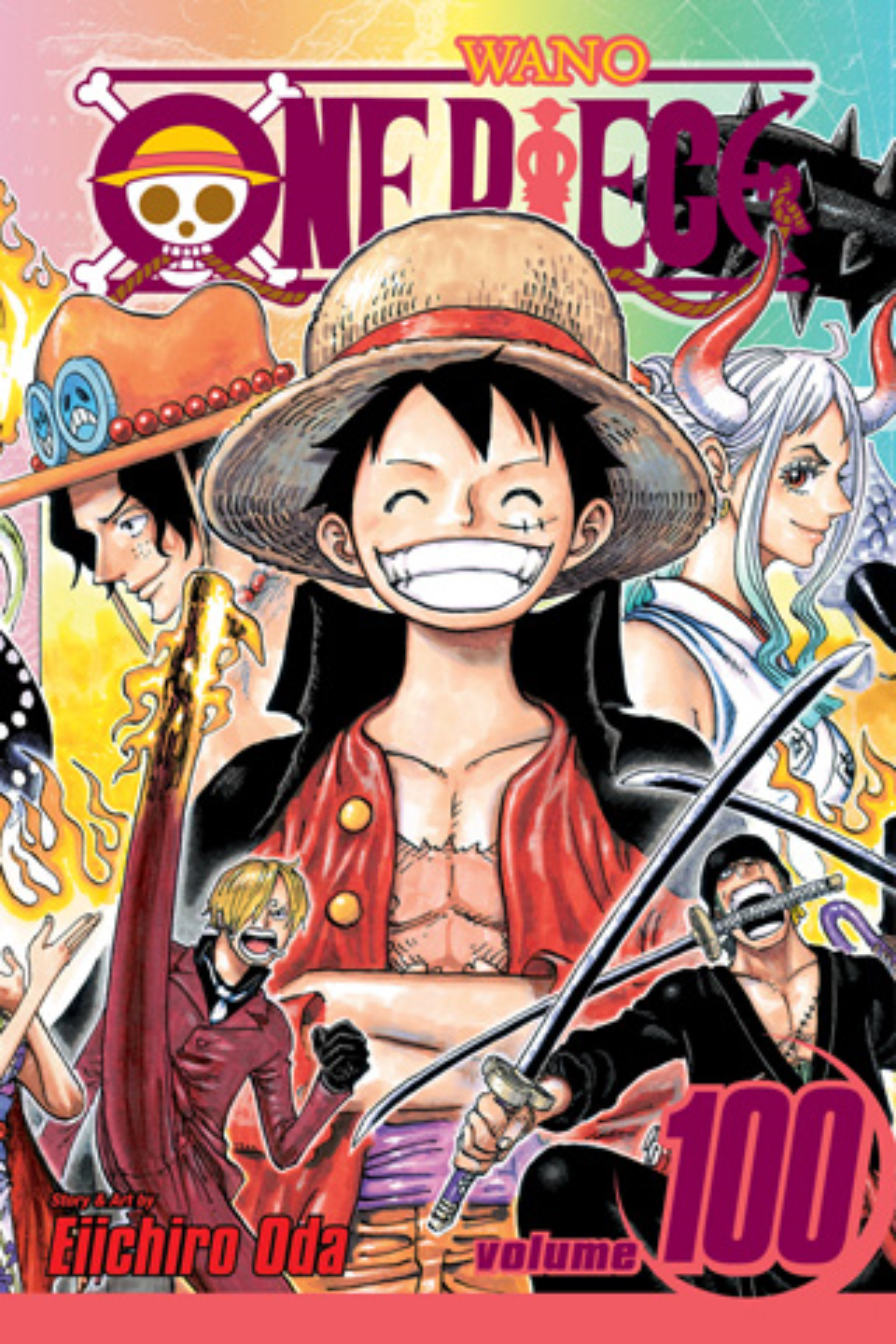 VIZ Media - The One Piece Wiki - Manga, Anime, Pirates ...